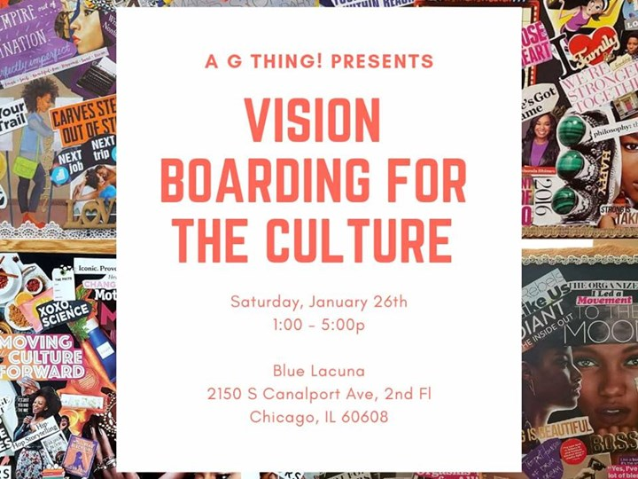 Vision Boarding for the Culture